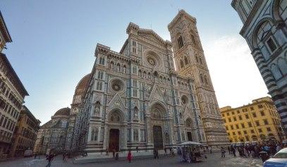 Santa Maria dei Fiore during the day