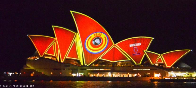 Australia-NSW-Sydney (Vivid festival)