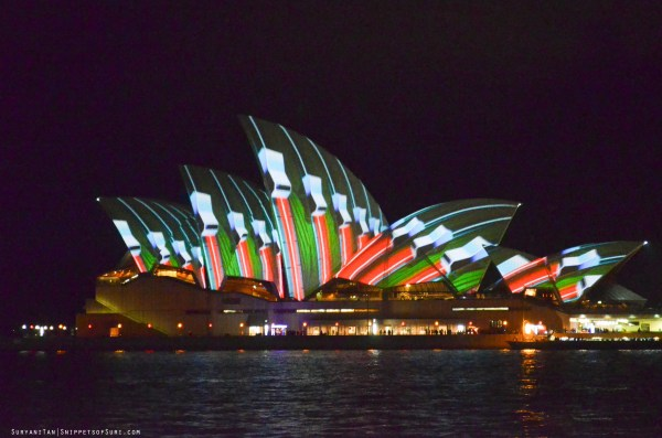 Sydney Vivid Festival