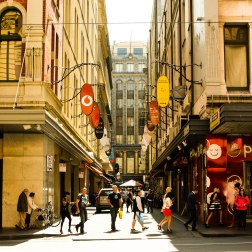 Melbourne Degraves St | VIC | Australia