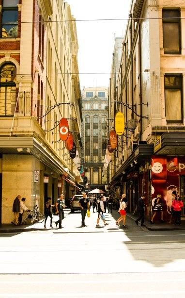 Melbourne Degraves St | VIC | Australia