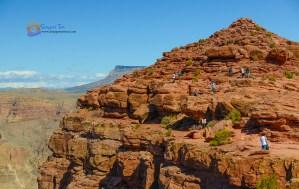 USA National Park Grand Canyon West Rim