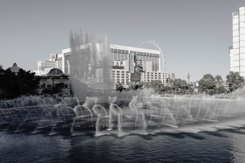 The Fountains of Bellagio, Las Vegas The Strip