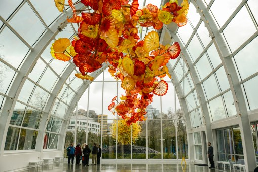 Chihuly Garden and Glass Exhibit 10