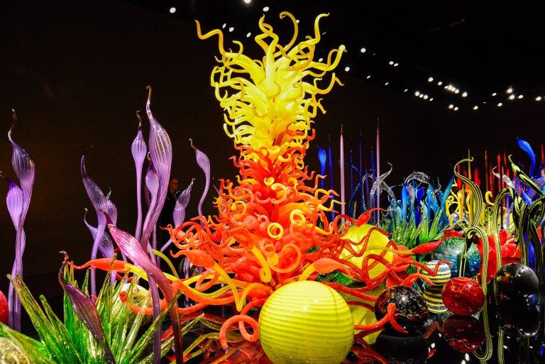 Chihuly Garden and Glass Exhibit 5