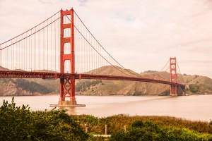 San Francisco Tourist Attractions – Golden Gate Bridge