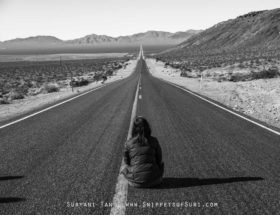 USA National Park Death Valley