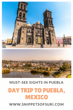 must-see sights in Puebla