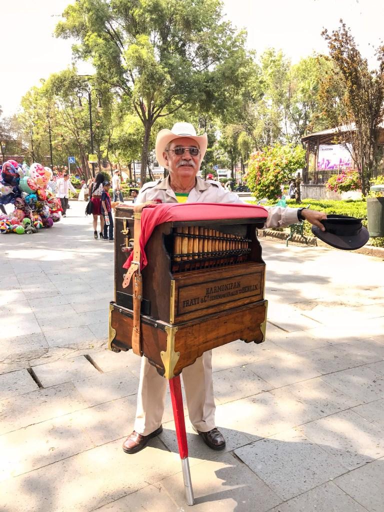 Harmonipan Coyoacán Mexico