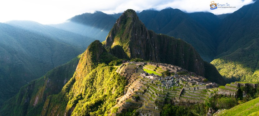 Machu Picchu – The Lost City of the Incas