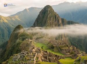 Machu Picchu Peru Sunrise