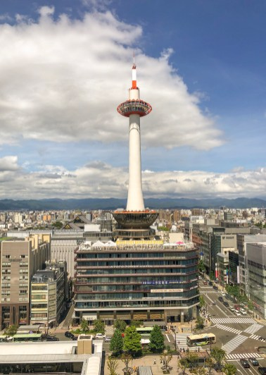 Kyoto Tower – Day