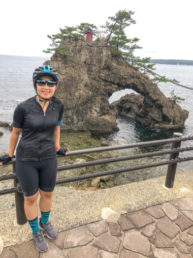 Day 5 of Cycle Japan – Kanazawa to Togi