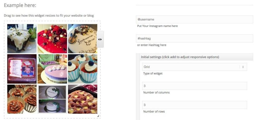 instagram en wordpress sin plugin