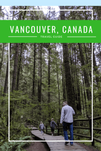Family Travel Weekend Guide to Vancouver Canada