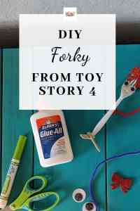 Toy Story 4 Inspired Craft || Mom Life