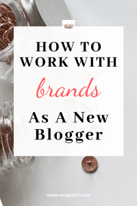 How to Work with Brands as a Content Creator Even With a Small Following