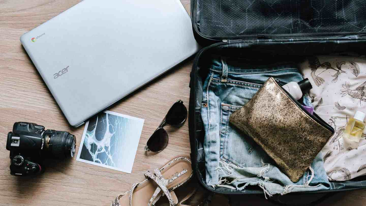 tips for packing your family suitcases