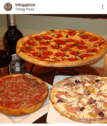 trilogy pizza in san antonio