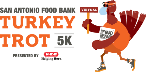 san antonio food bank turkey trot - things to do in San Antoniot