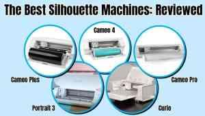 best silhouette machine vinyl cutter reviews