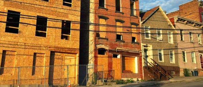 Urban communities pay the price