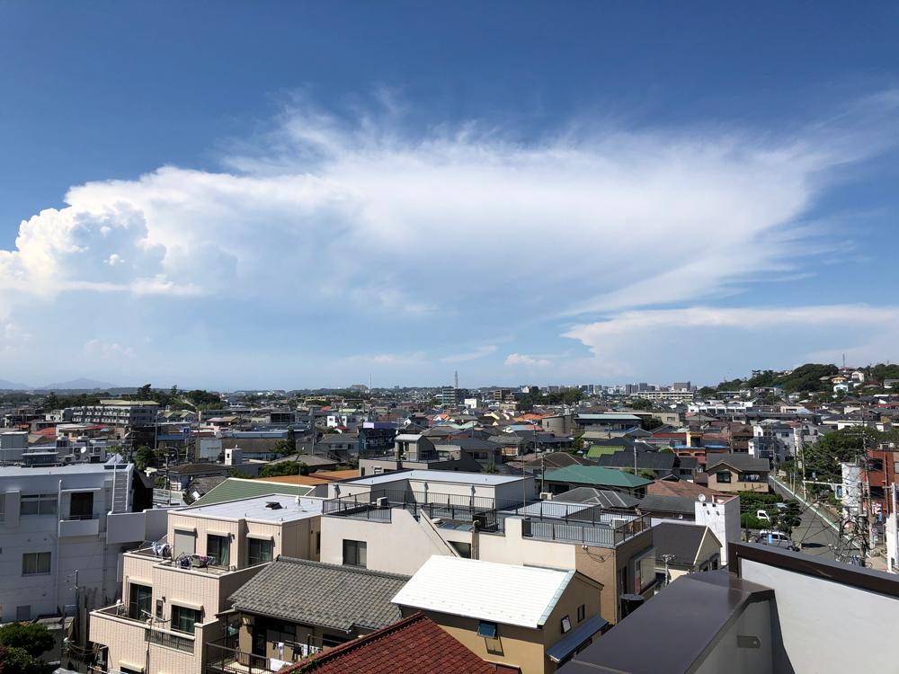 湘南モノレール・湘南江ノ島駅・ルーフテラス
