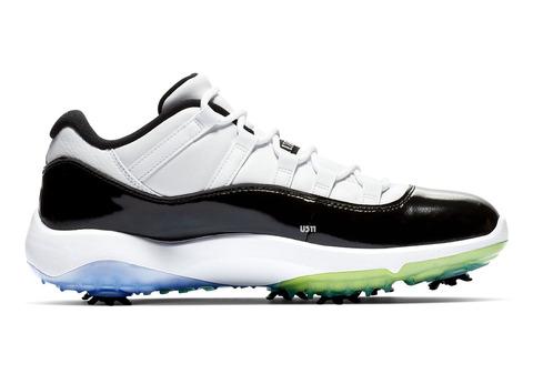 air-jordan-11-xi-concord-white-black-golf-shoe-4