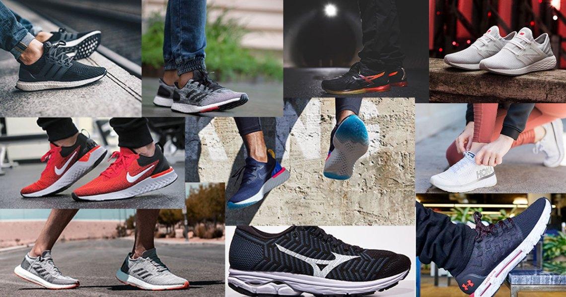 10 รองเท้าวิ่ง ใส่ซ้อม ใส่วิ่ง ใส่เที่ยวได้หมด