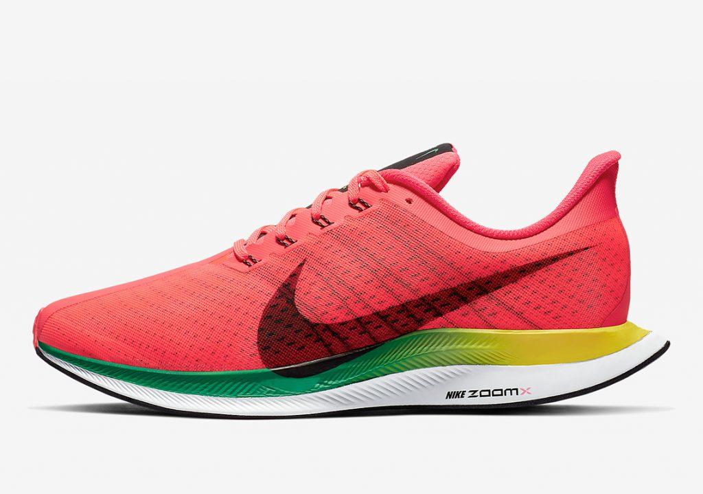 Nike Zoom Pegasus Turbo สีโปรตุเกส