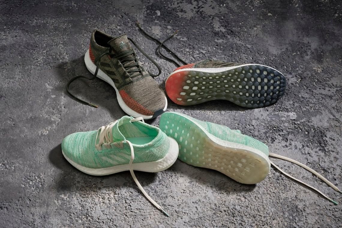Adidas Running เปิดตัวรองเท้าวิ่ง Pureboost Go สองสีใหม่ รับซัมเมอร์ 2019