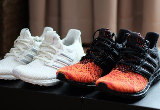 แกะกล่อง พรีวิว Adidas UltraBOOST x Game Of Thrones (House Targaryen)