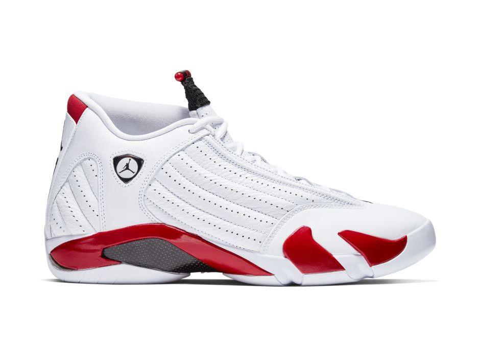 Air Jordan 14 สี Varsity Red จำหน่าย 6 เมษายนนี้ บน Nike.com