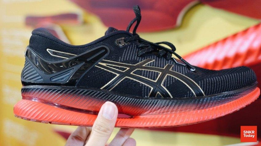 Asics Metaride รองเท้าวิ่งระยะไกลรุ่นใหม่จากเอซิคส์
