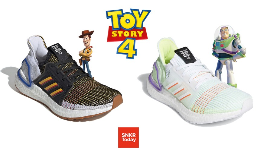 dd01a5fd775f8a Toy Story 4 Adidas Ultra Boost 19 Ef0934 Release Date Sneakernews Com