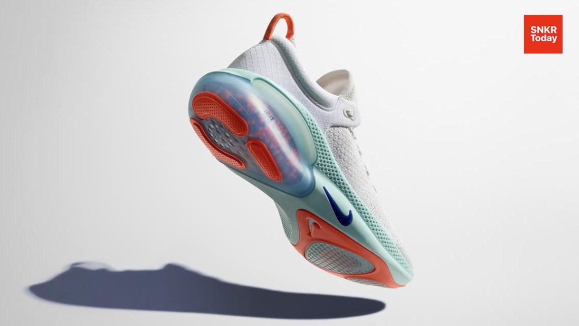ไนกี้ เปิดตัว Nike Joyride  ระบบกันกระแทกใหม่อย่างเป็นทางการแล้ว พร้อมกับรองเท้าวิ่ง Nike Joyride Run Flyknit ที่มีความนุ่ม รองรับแรงกระแทกได้เป็นอย่างดี