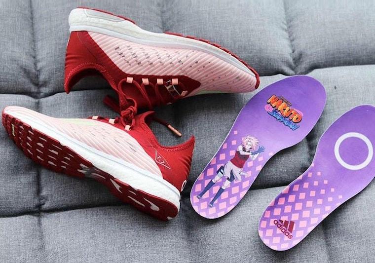 "Naruto x adidas ""Sakura"""