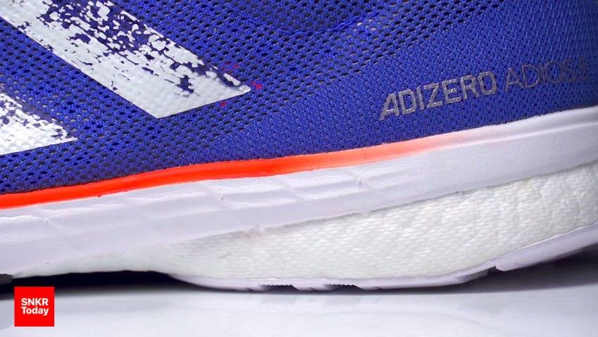 adidas AdiZero Adios 5 เผยโฉมแล้ว วางจำหน่ายต้นปี 2020