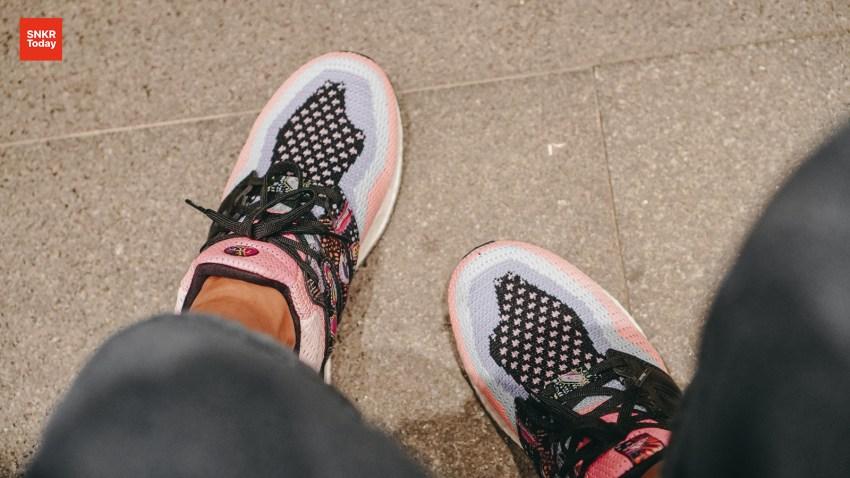 adidas Ultraboost City Pack Tokyo รองเท้าหลากสีสันตามแบบฉบับโตเกียว