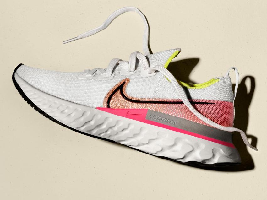 Nike React Infinity Run รองเท้าวิ่งรุ่นใหม่ ออกแบบมาเพื่อลดการบาดเจ็บจากการวิ่ง