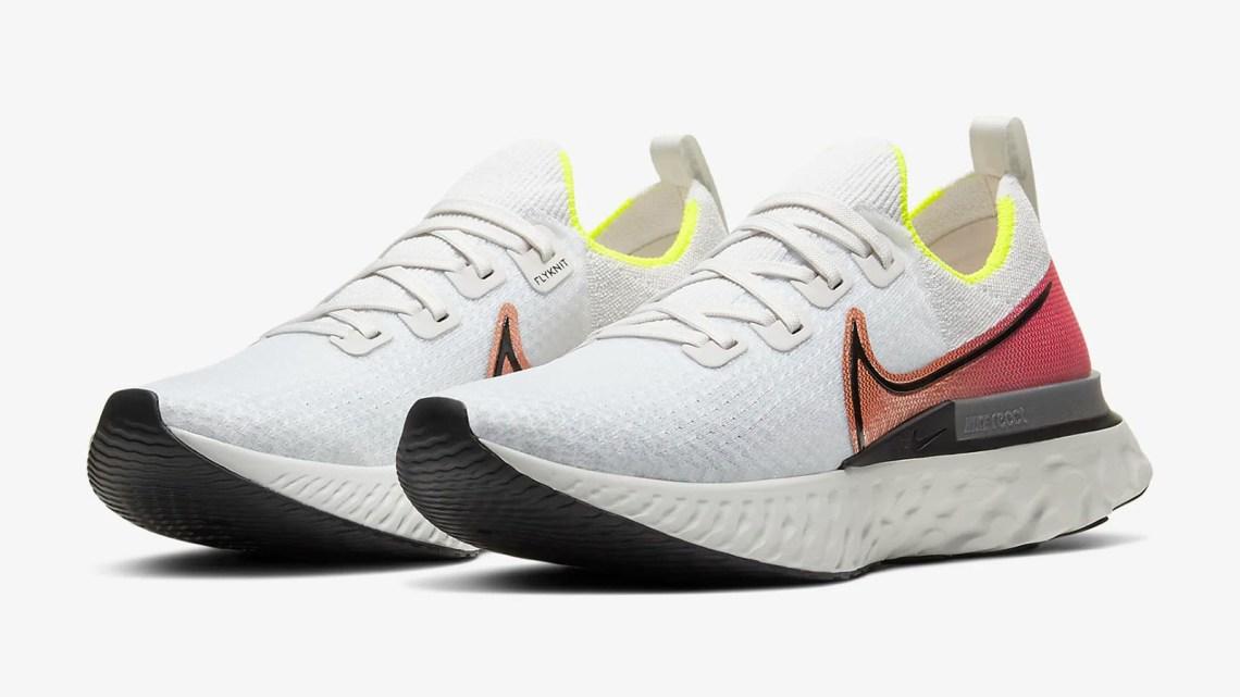 Nike React Infinity Run รองเท้าวิ่งที่ดีไซน์มาเพื่อช่วยลดอาการบาดเจ็บ เตรียมวางจำหน่ายในไทย 23 มกราคมนี้ โดยจะวางจำหน่ายให้กับสมาชิก NikePlus ก่อน