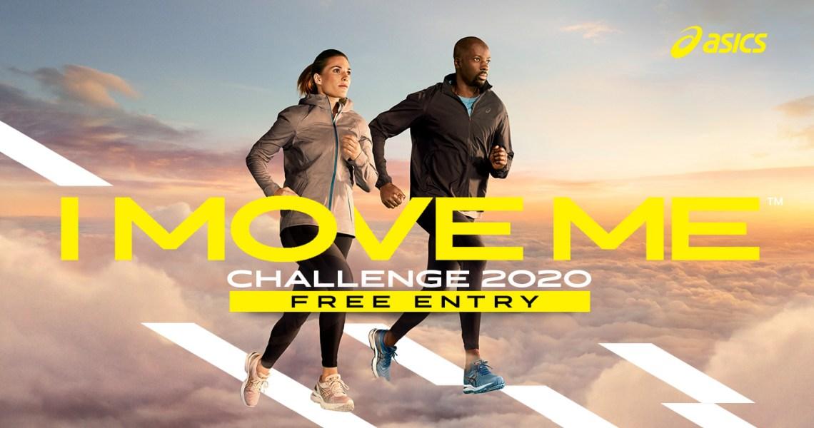 ASICS #IMOVEME Challenge 2020