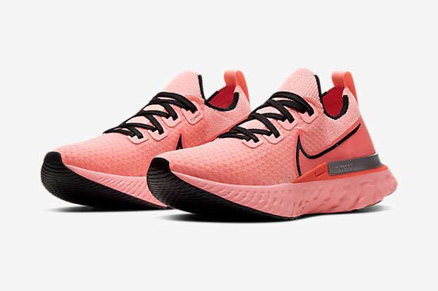"Nike React Infinity Run ""Bright Melon"" ราคา 5,800 บาท"