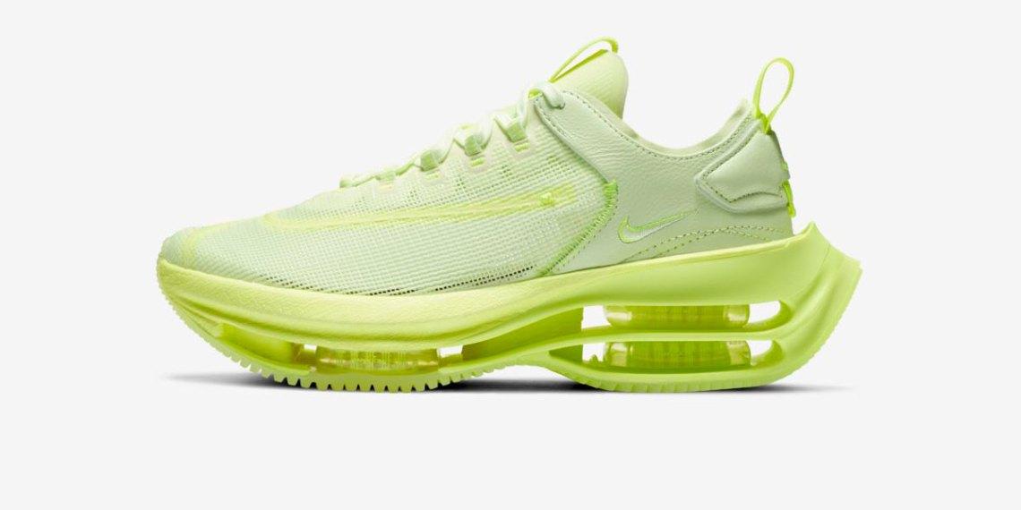 Nike Zoom Double Stacked สนีกเกอร์ที่มาพร้อมกับ Zoom Air สองชั้น