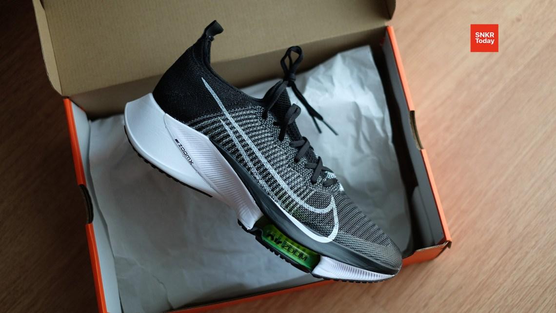 แกะกล่อง พรีวิว Nike Air Zoom Tempo NEXT% รองเท้าวิ่งใส่ซ้อมที่มี DNA จากตัวท็อป