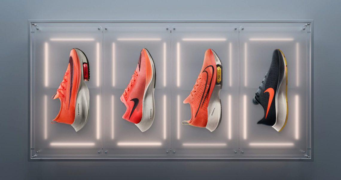 "Nike Fast Family ""Bright Mango"" นำทัพโดย Alphafly NEXT%, Vaporfly NEXT% วางจำหน่ายในไทยแล้ว"
