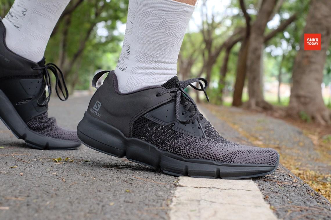 รีวิว Salomon PREDICT SOC รองเท้าวิ่งถนนสุดสมูธจากซาโลมอน