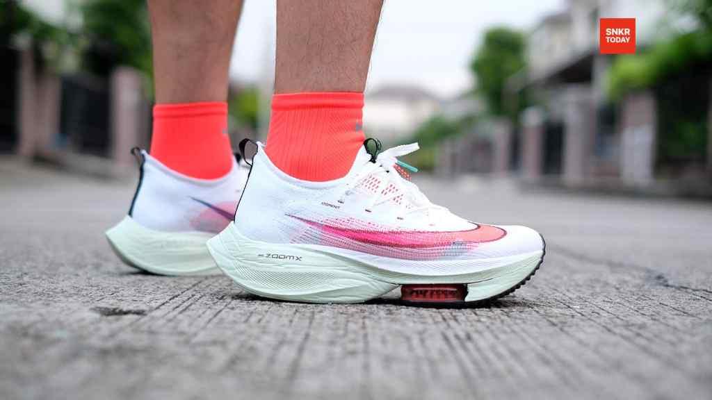 รีวิว Nike Air Zoom Alphafly NEXT%