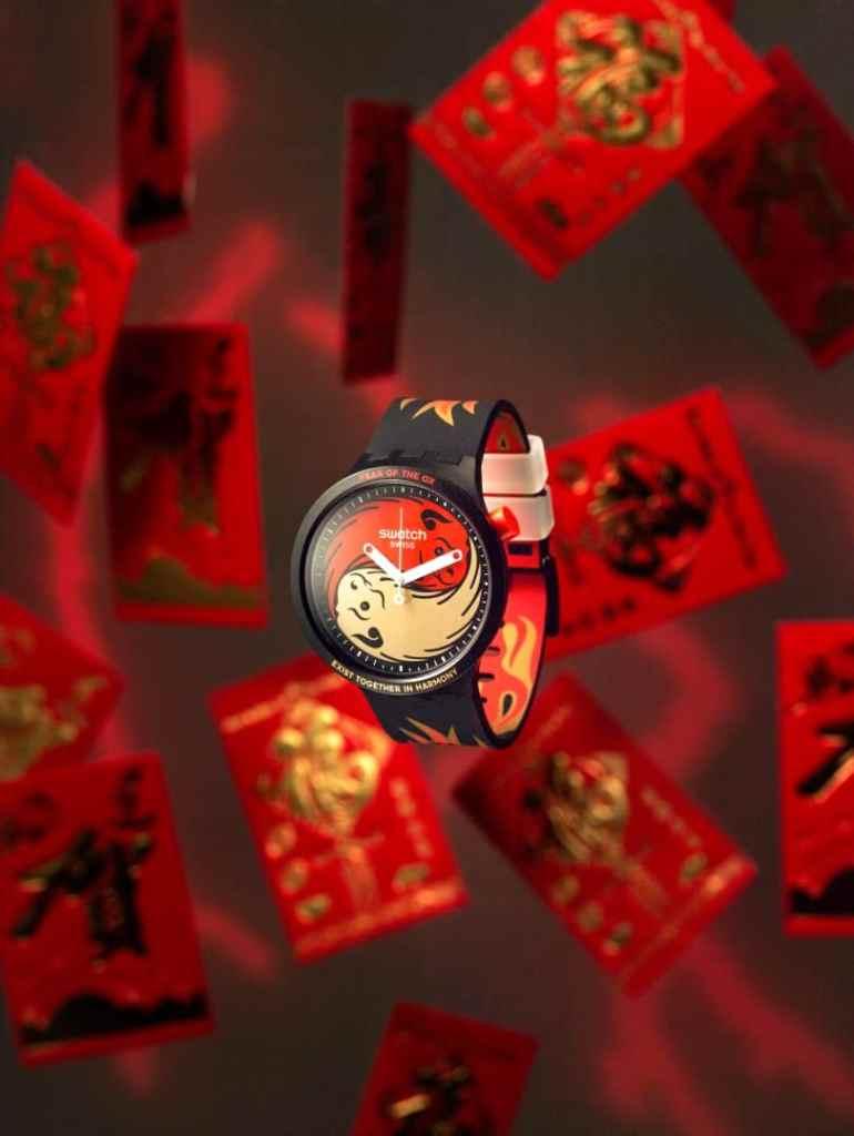 """SWATCH """"OX ROCKS 2021"""" นาฬิกาคอลเลคชันใหม่ มีแล้วเฮง ใส่แล้วปัง กับตรุษจีนปีนี้"""
