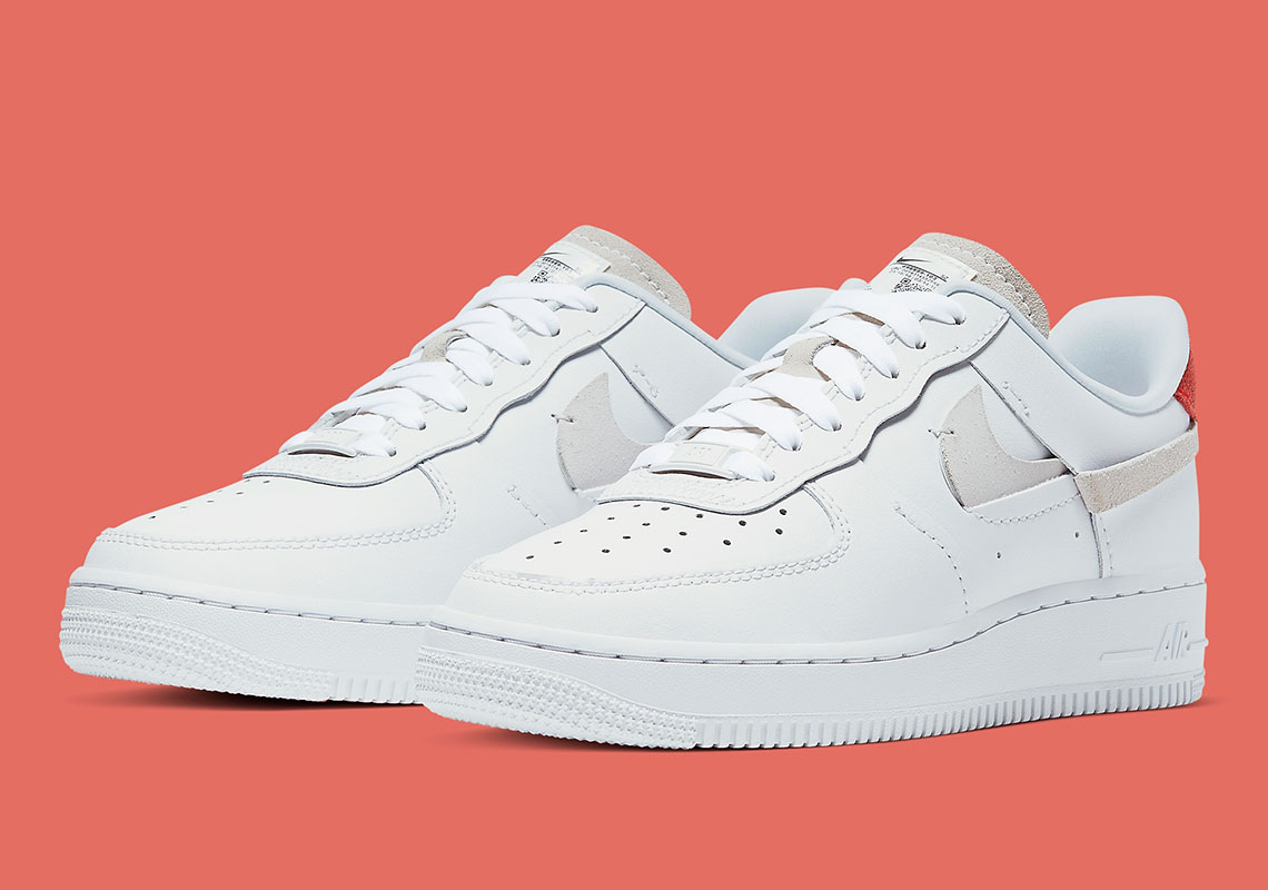 Nike showed off again with the Air Force 1 Low